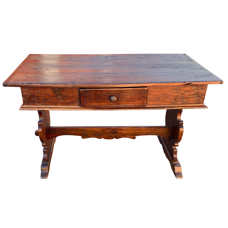 Early 18th Century Italian Table