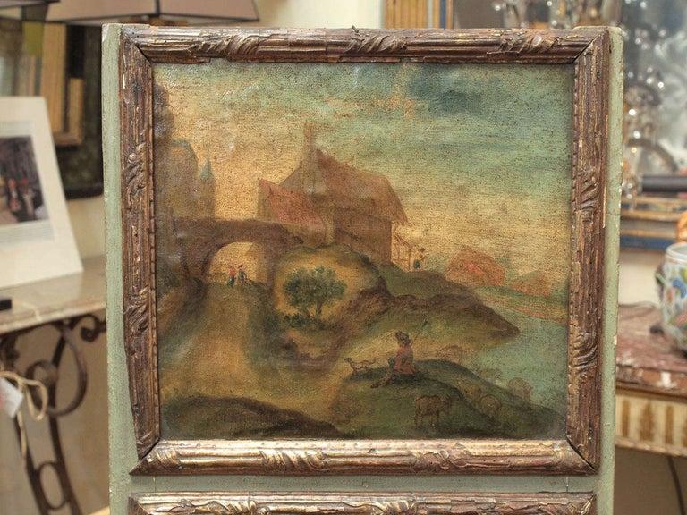 Régence Early 18th Century Regence Trumeau For Sale