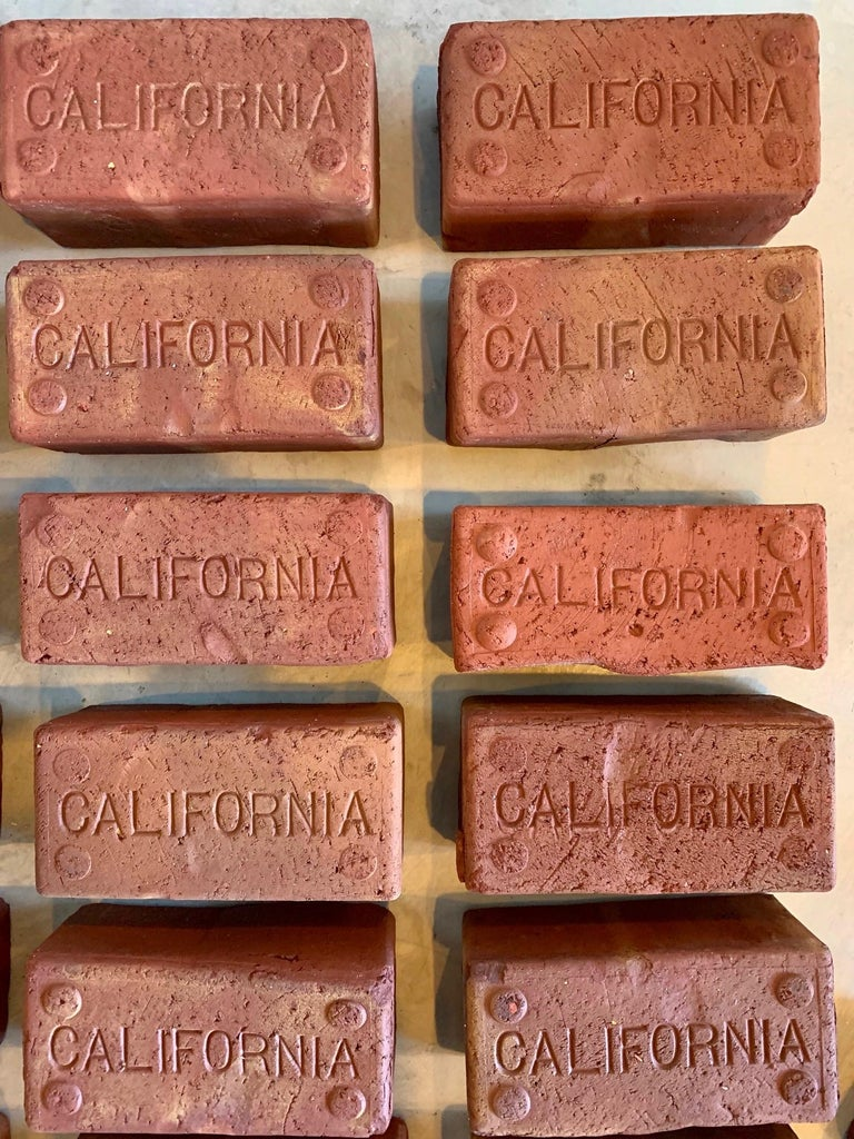 Early 1900s California Bricks For Sale 1