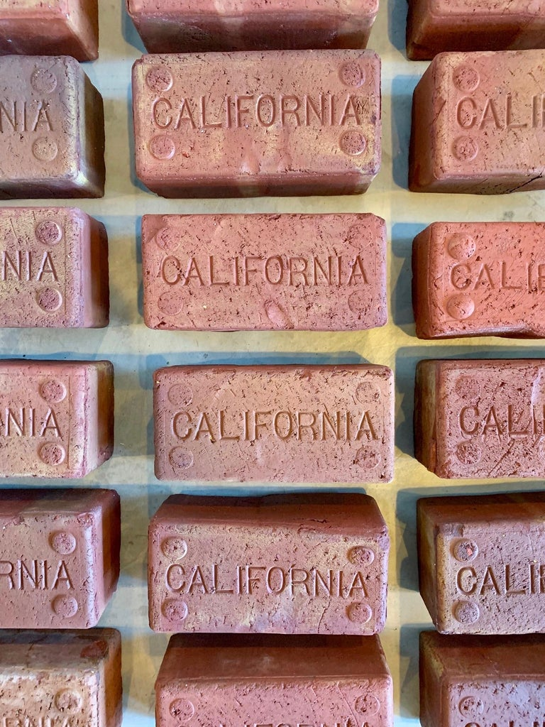 Early 1900s California Bricks For Sale 2