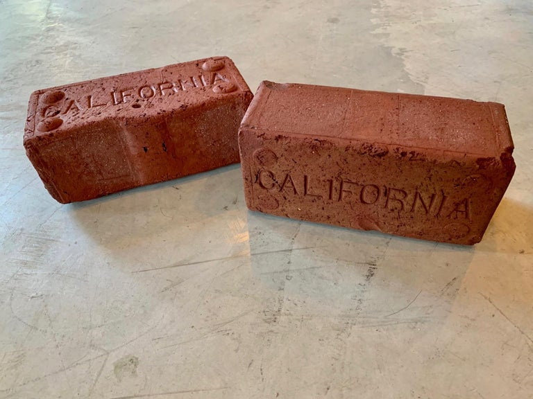 Early 1900s California Bricks For Sale 3