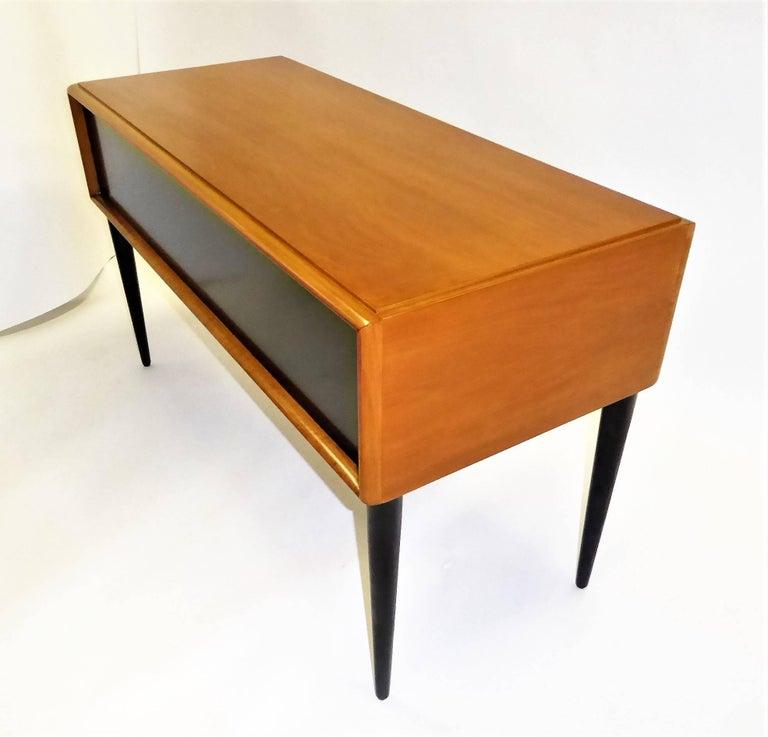 Early 1950s Paul Frankl Desk Vanity for John Stuart Johnson Furniture For Sale 5