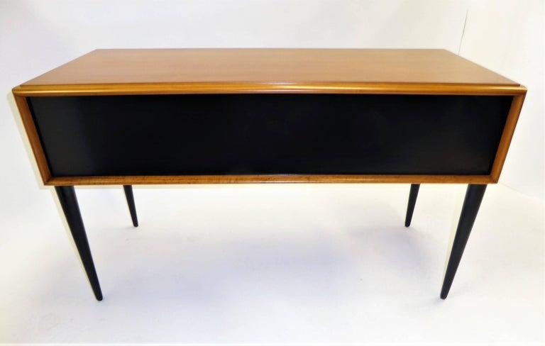 Early 1950s Paul Frankl Desk Vanity for John Stuart Johnson Furniture For Sale 8