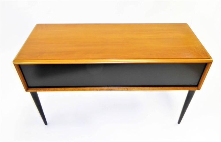 Early 1950s Paul Frankl Desk Vanity for John Stuart Johnson Furniture For Sale 9