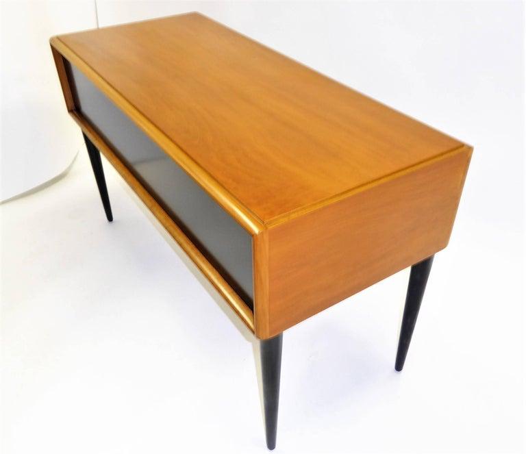 Early 1950s Paul Frankl Desk Vanity for John Stuart Johnson Furniture For Sale 10