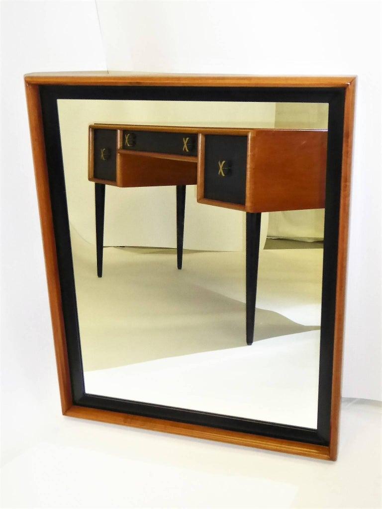 Early 1950s Paul Frankl Desk Vanity for John Stuart Johnson Furniture For Sale 11