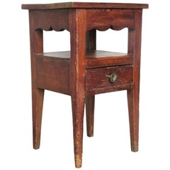 Early 19th Century American Country Table