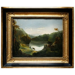 Early 19th Century American Landscape Painting by Henry Peters Gray, PNA, 1837