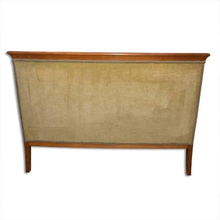 Fabric Early 19th Century Antique Biedermeier Sofa, Austria For Sale