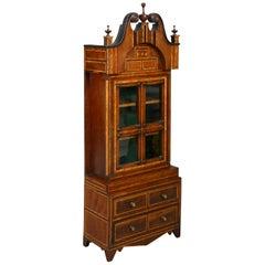 Early 19th Century Apprentice Bookcase