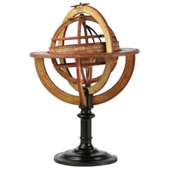 Early 19th Century Armillary Sphere by Delamarche
