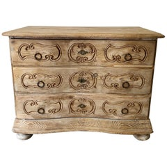 Early 19th Century Baroque Style Chest of Drawers