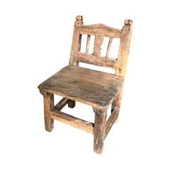 Early 19th Century Child's Chair