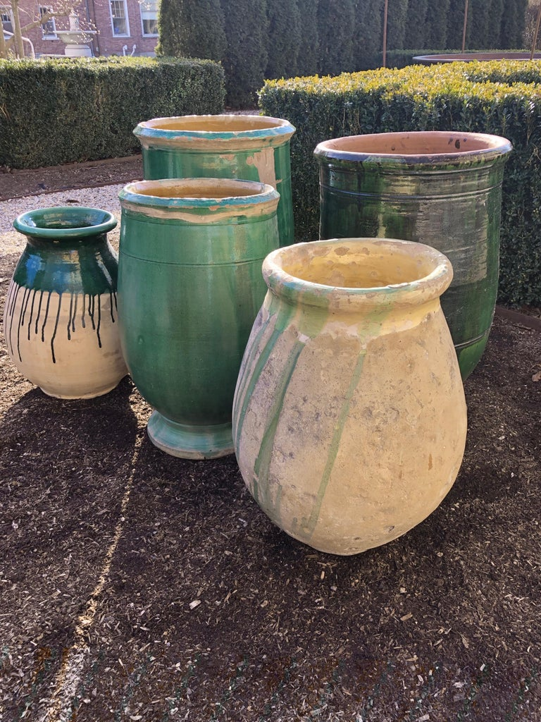 Early 19th Century Demi-Glazed French Biot Pot For Sale 3