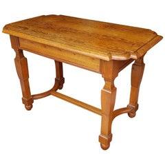 Early 19th Century Dutch Oak Center Table