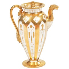 Early 19th Century Empire Nast Coffee Pot