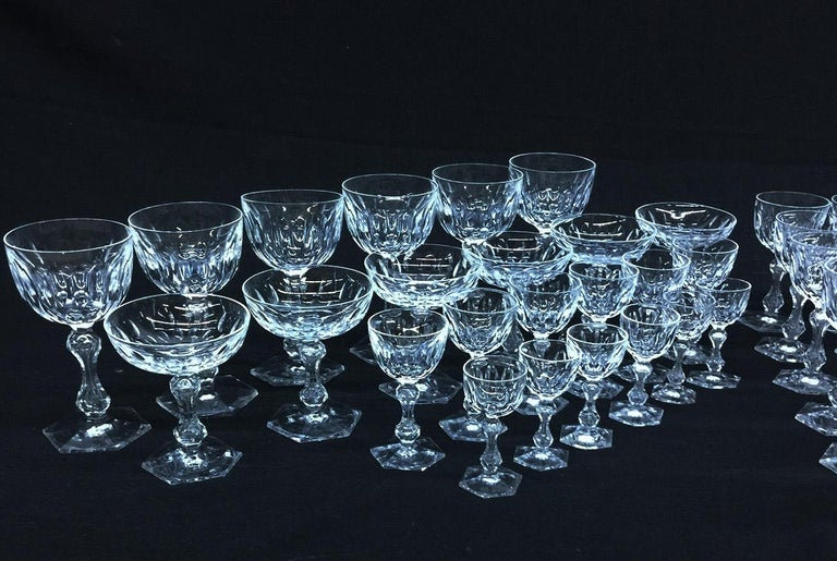 British Early 19th Century English Crystal Cut Glass For Sale