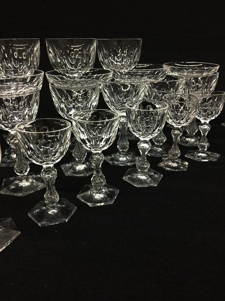 Early 19th Century English Crystal Cut Glass For Sale 2