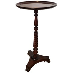 Early 19th Century English Dish Top Table