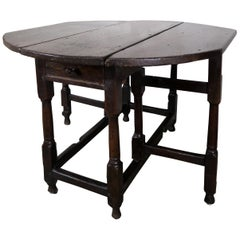 Early 19th Century English Gateleg Table
