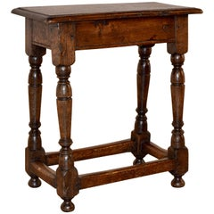 Early 19th Century English Joint Stool