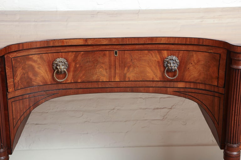 Early 19th Century English Regency Sideboard For Sale 5