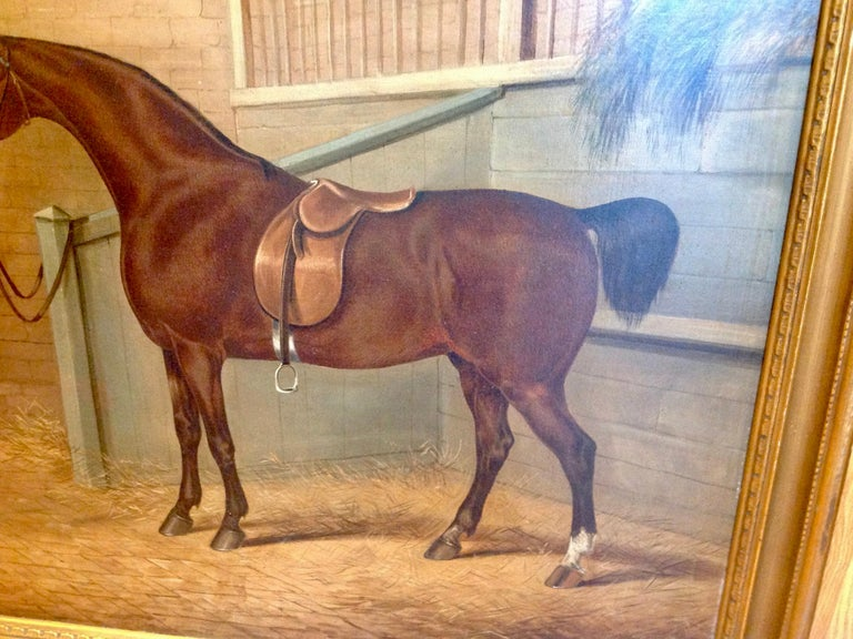 Early 19th Century English Study of a Horse For Sale 1