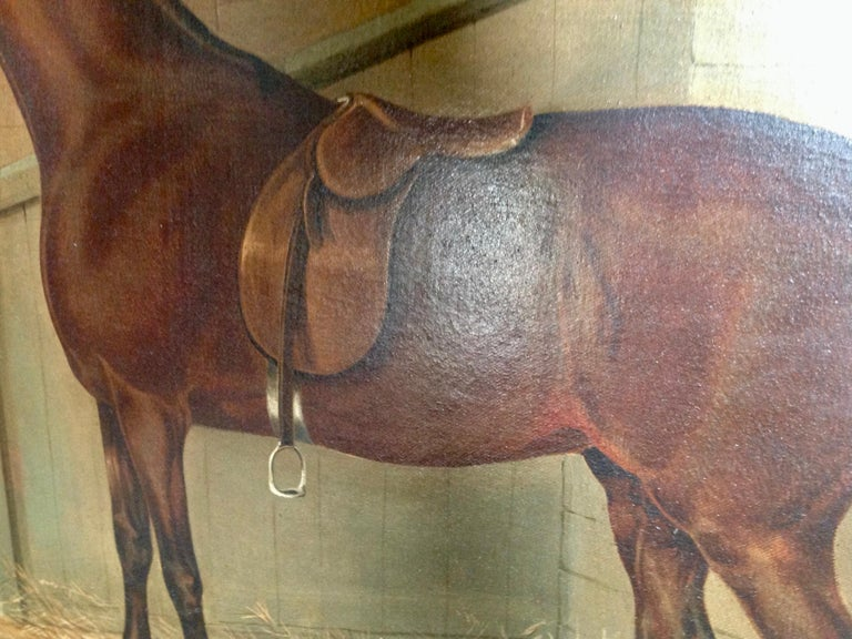 Early 19th Century English Study of a Horse For Sale 3