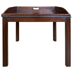 Early 19th Century English Tray Table