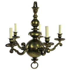 Early 19th Century Flemish Chandelier