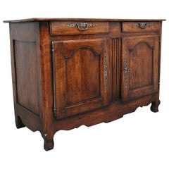 Early 19th Century French Cherrywood Dresser