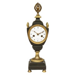 Early 19th Century French Clock, Charles Noseda, Marseilles