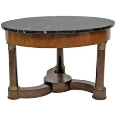 Early 19th Century French Empire Style Cocktail Table