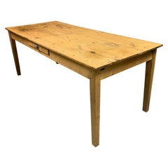 Early 19th Century French Farmhouse Extending Table to Seat 8 to 12