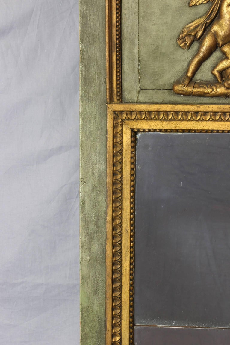 Early 19th Century French Neoclassical Mirror For Sale 1