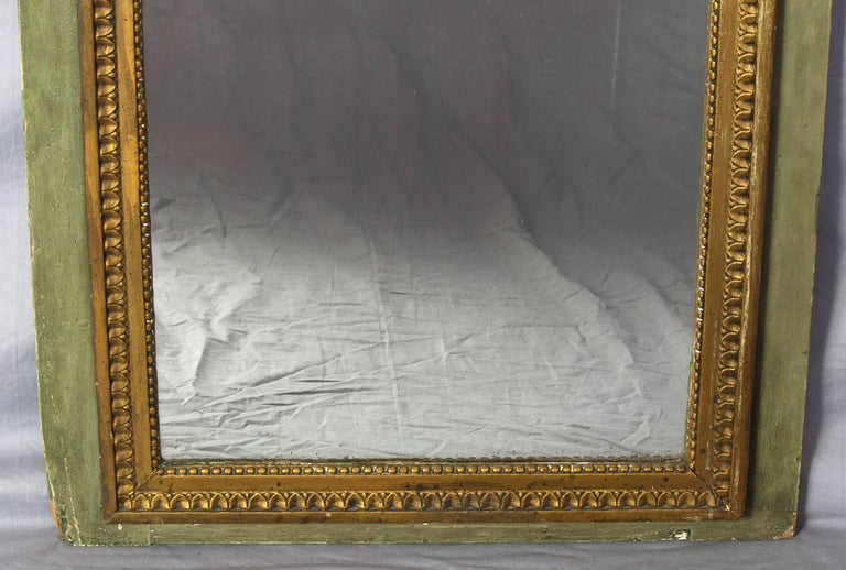 Early 19th Century French Neoclassical Mirror For Sale 2