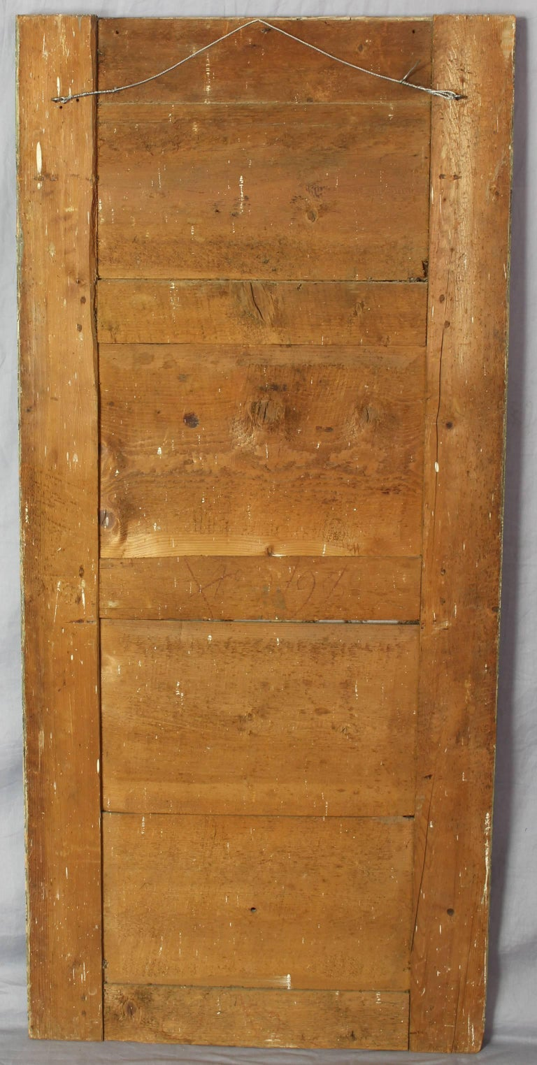 Early 19th Century French Neoclassical Mirror For Sale 3