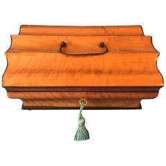 Satinwood Decorative Objects