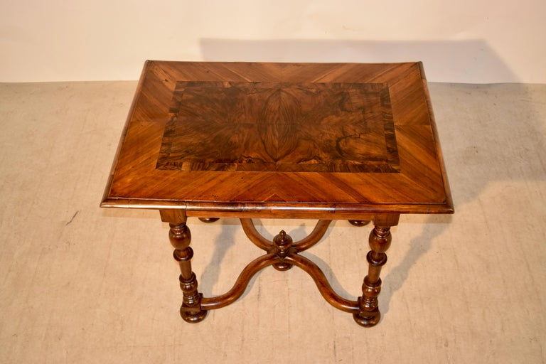 Renaissance Early 19th Century French Table For Sale