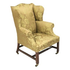 Early 19th Century George III Wing Chair