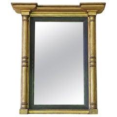 Early 19th Century Gilt Pier Wall Mirror