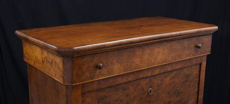 19th Century Louis Philippe Secretaire For Sale 4