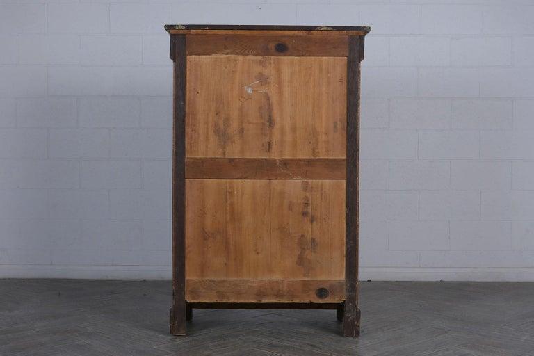 19th Century Louis Philippe Secretaire For Sale 6