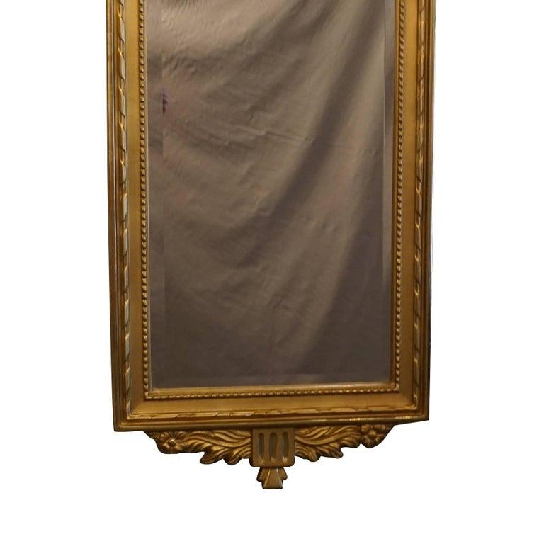 Biedermeier Early 19th Century Gustavian Mirror For Sale