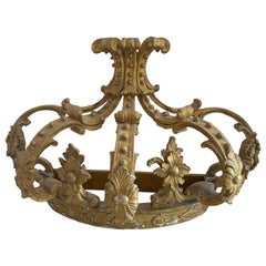 Early 19th Century Italian Crown from Cathedral