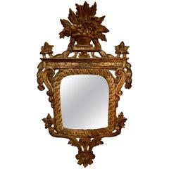 Early 19th Century Italian Giltwood Mirrors