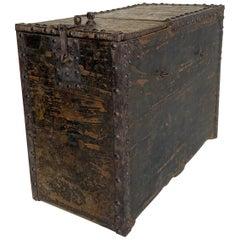 Early 19th Century Japanese Shop Box