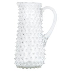 Early 19th Century Liege Glass Pitcher