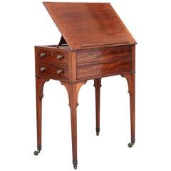 Early 19th Century Mahogany Side Table