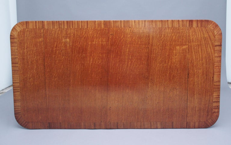 Early 19th Century Mahogany Sofa Table For Sale 5